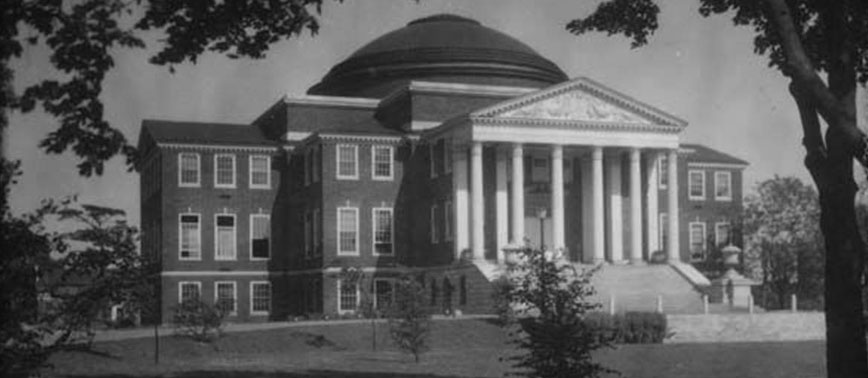 Grawemeyer Hall circa 1949