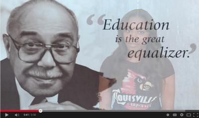 Porter Scholarship Video Link