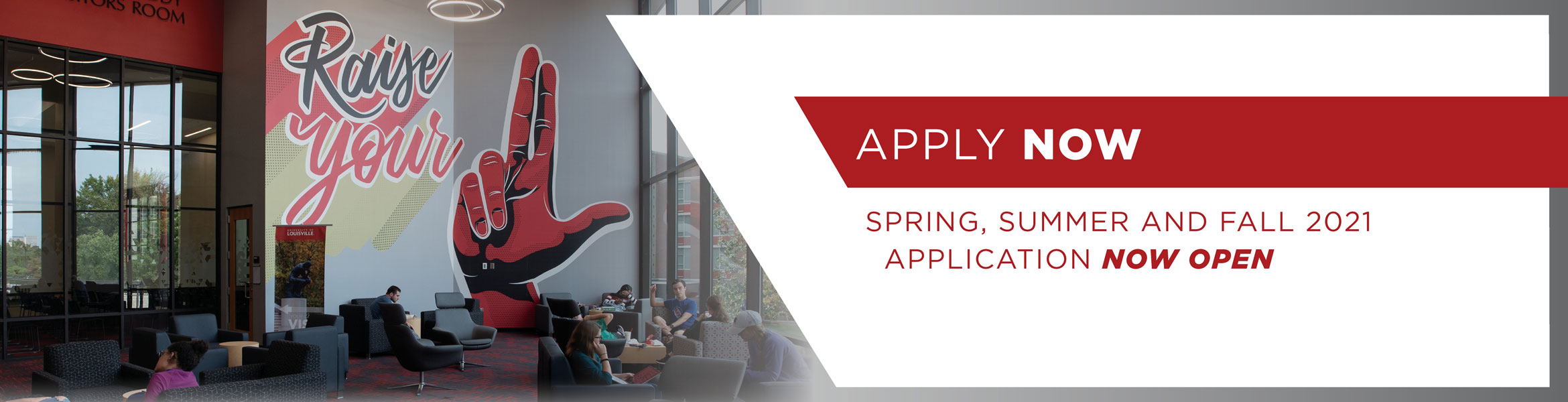 Apply Now: Spring, Summer and Fall 2021 Application Now Open