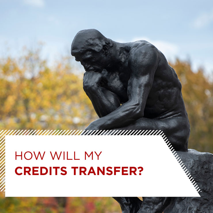 How Will My Credits Transfer?