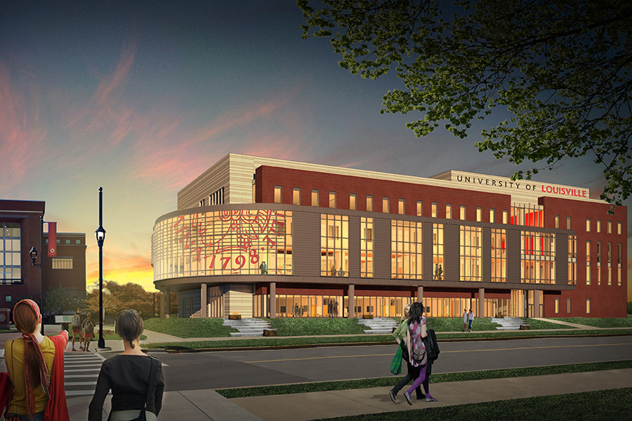 Belknap Academic Building