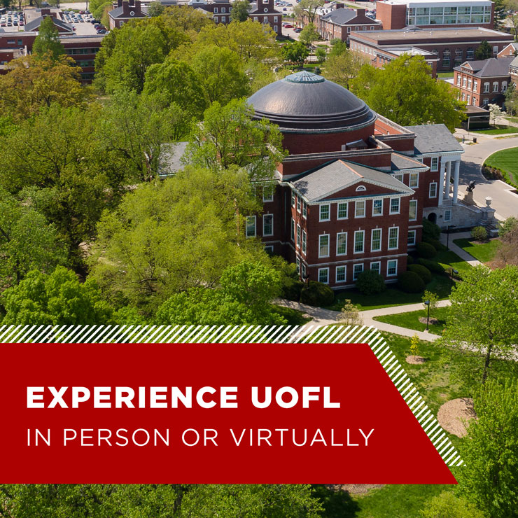 Experience UofL in person or virtually