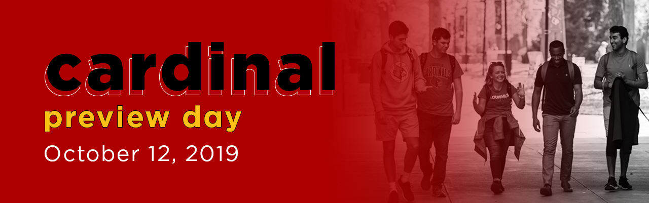 Cardinal Preview Day October 12, 2019