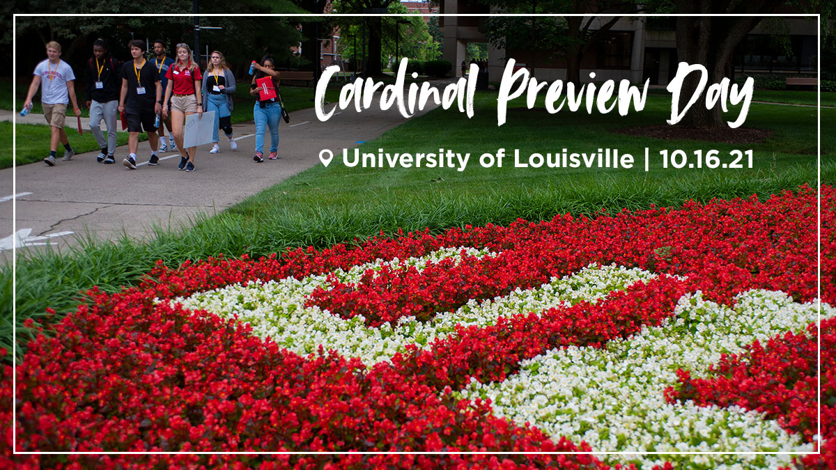 Cardinal Preview Day at UofL