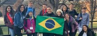Brazil Student Ambassador Visit