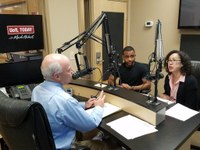 Ali Institute discussed on U of L Today with Mark Herbert