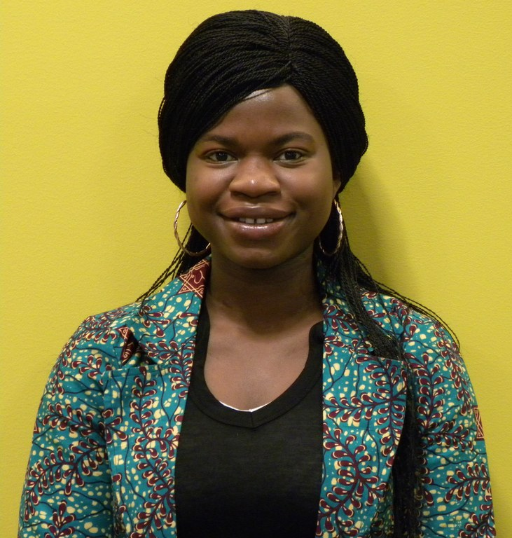 Portrait of Christabel Kusi Appiah