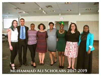 2017-2019 Muhammad Ali Scholars