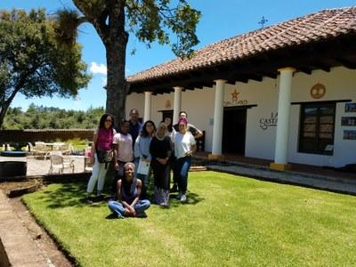 Ali Scholars at San Cristobal de las Casas in Chiapas, Mexico.