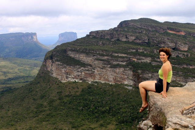 Pai Inacio in the Chapada Diamantina
