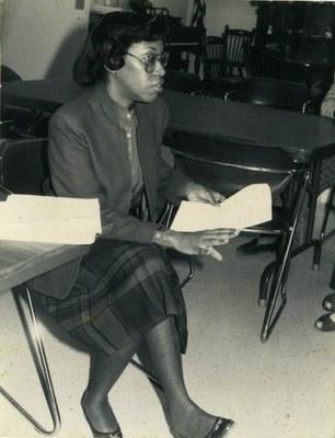 Yvonne V. Jones