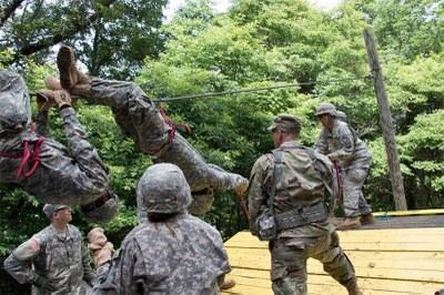 Summer Training — Army ROTC