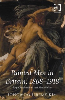 Book cover of Painted Men in Britain
