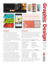 Bfa In Graphic Design Hite Art Institute Department Of Fine Arts