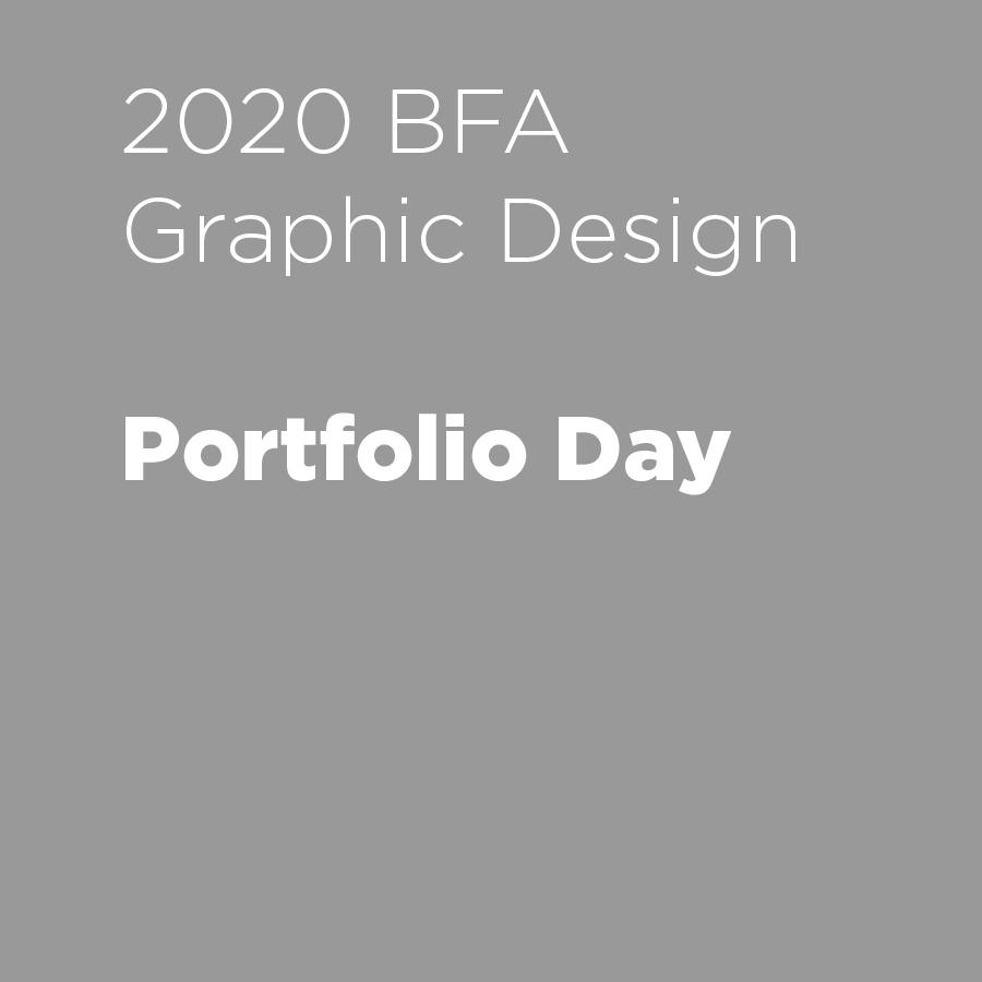 Graphic Design Portfolio Day
