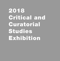 Selections from the Collection - Curated by Critical and Curatorial Studies