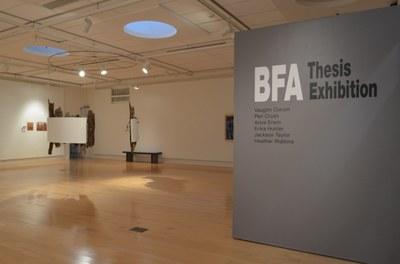 Fall 2017 BFA View 1