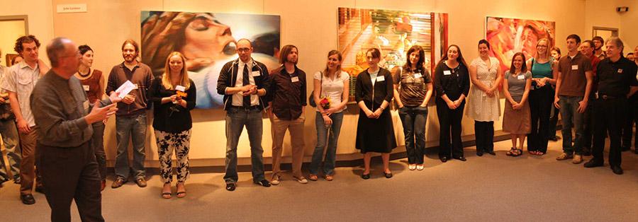 BFA candidates Spring 2006