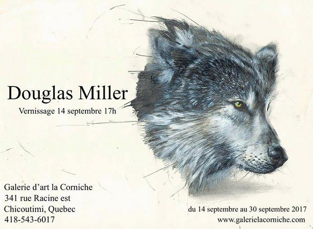Douglas Miller - Canada show
