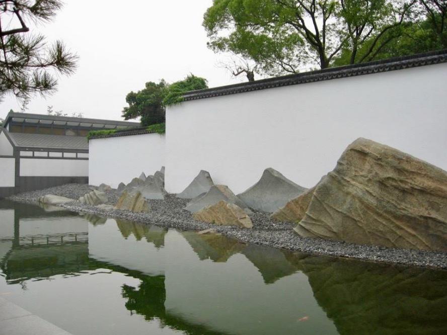Suzhou Museum designed by I.M.Pei