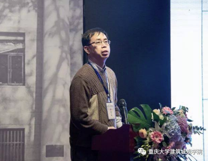 Professor Delin Lai lectures in China