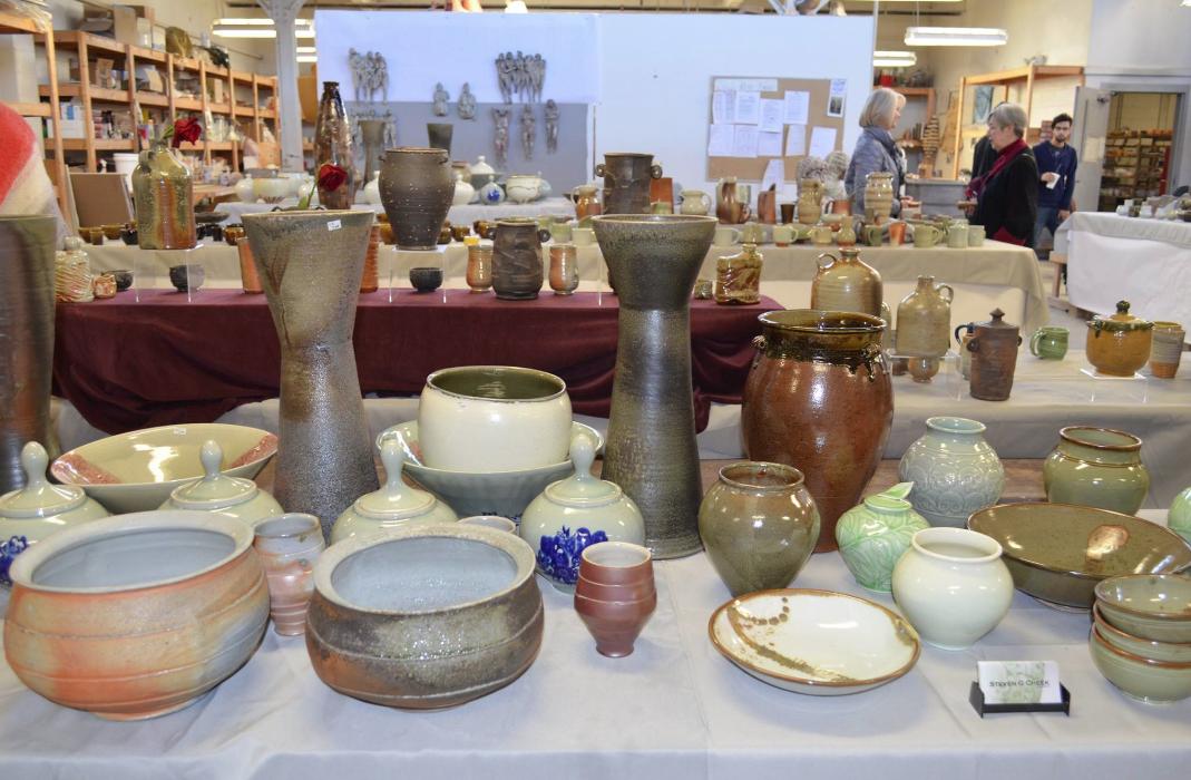 Ceramics Sale 2017