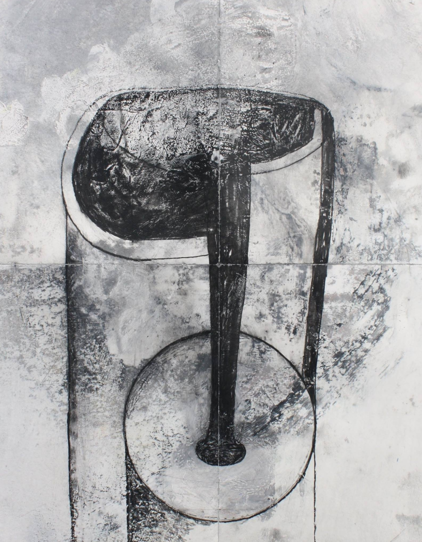 Study of Vessel Form, 1986