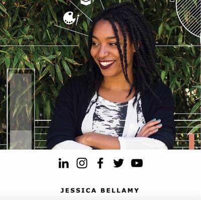 Photograph of Jessica Bellamy