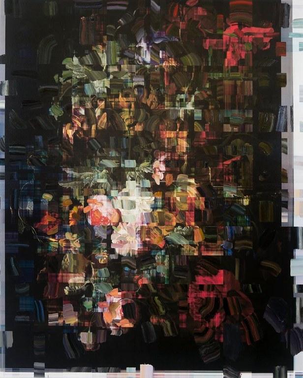 Tiffany Calvert's work titled
