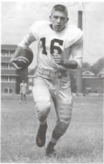 hall of honor johnny unitas photo
