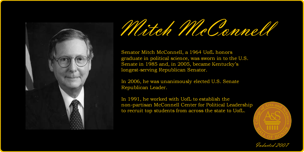 McConnell HOH banner
