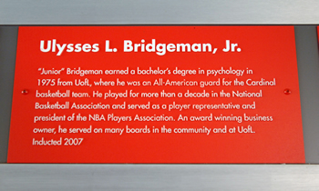 bridgeman plaque