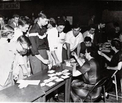 Registration 1951