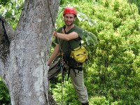 Meet Tropical Ecology graduate student Evan Gora
