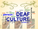 ITP 115 - Heritage & Culture of the Deaf SBD1 (3 credit hours)