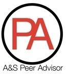 PA A&S Peer Advisor logo