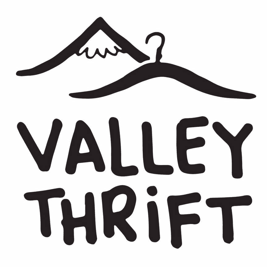 Valley Thrift logo