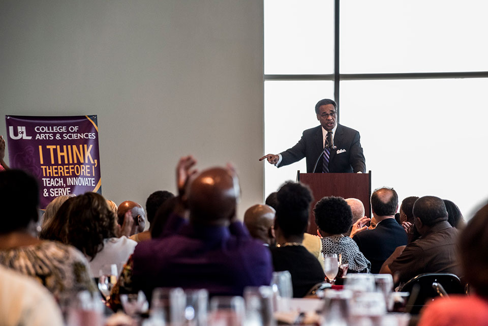 EMANUEL CLEAVER at WLEDF 2016