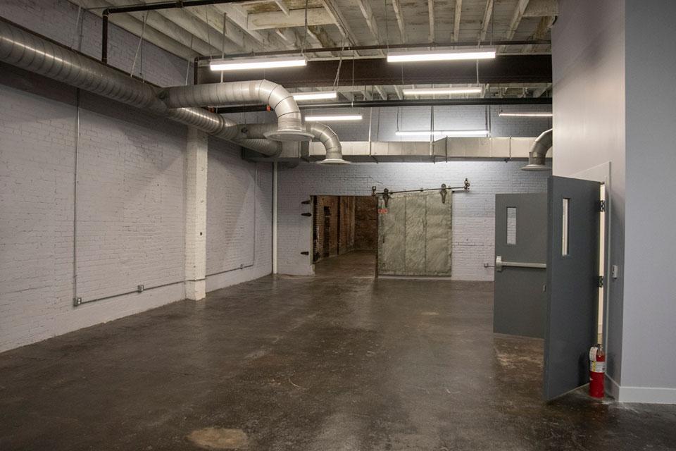 Rowan renovation