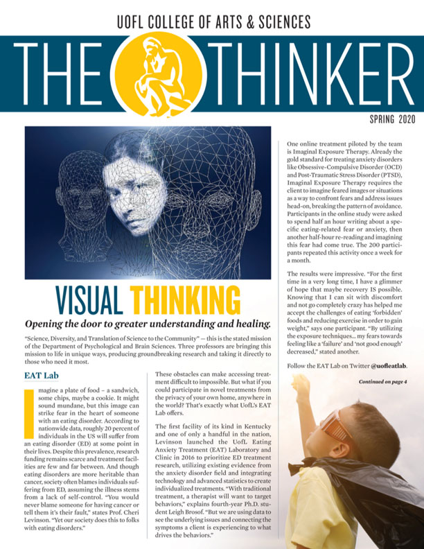 Thinker Spring 2020 cover