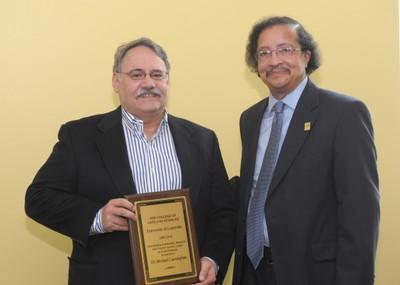 Michael Cunningham 2010 faculty awards