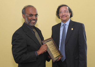 Gamini Sumanasekera 2010 Faculty Awards