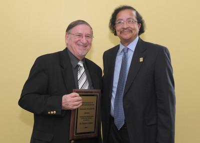 robert urekew teaching award 2010