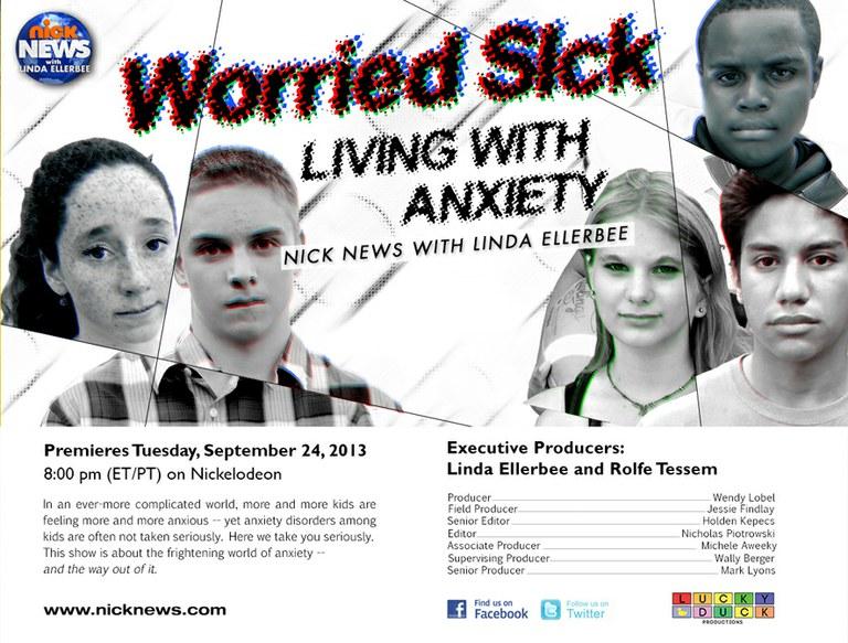 Nick News Promotional Flyer