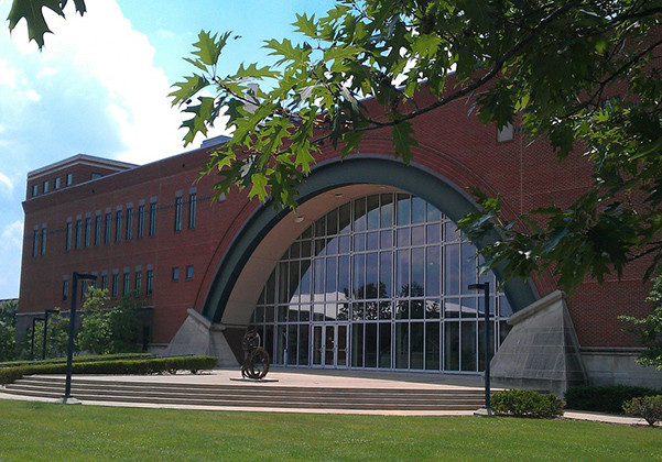 Lutz hall sociology department building