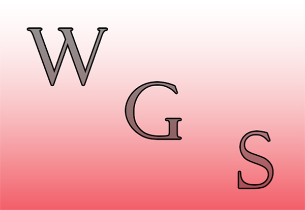 logo W G S women's gender studies