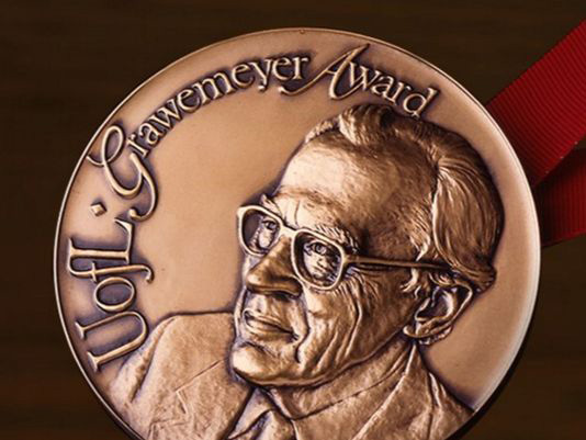 Scientist, authors receive 2016 Grawemeyer Awards