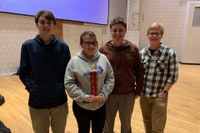 UofL's debate and quiz bowl teams roll in spring tournaments