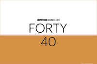 13 A&S graduates named Business First Forty Under 40