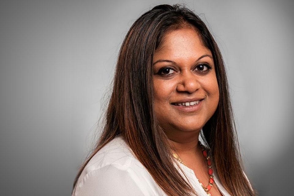 A&S Alumni Spotlight - Shireen Deobhakta, Ph.D.